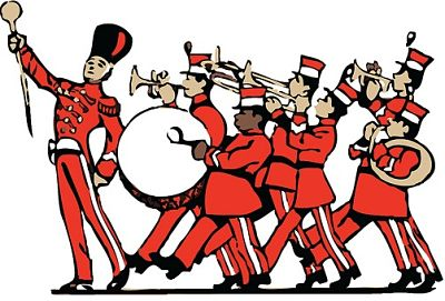 Marching parade cliparts free download clip art