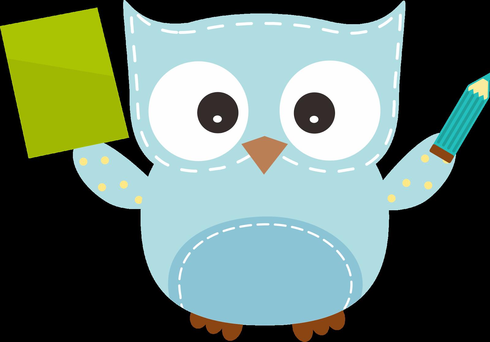 Math owl clipartbarn
