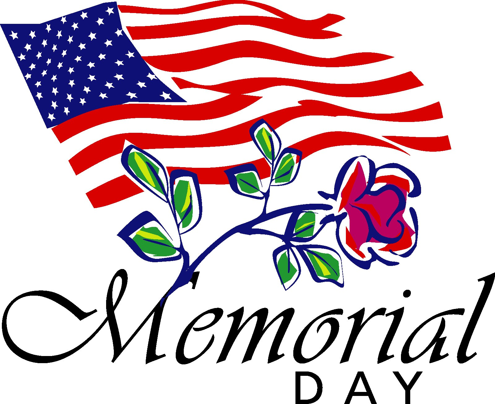 Memorial day parade clip art free clipart images