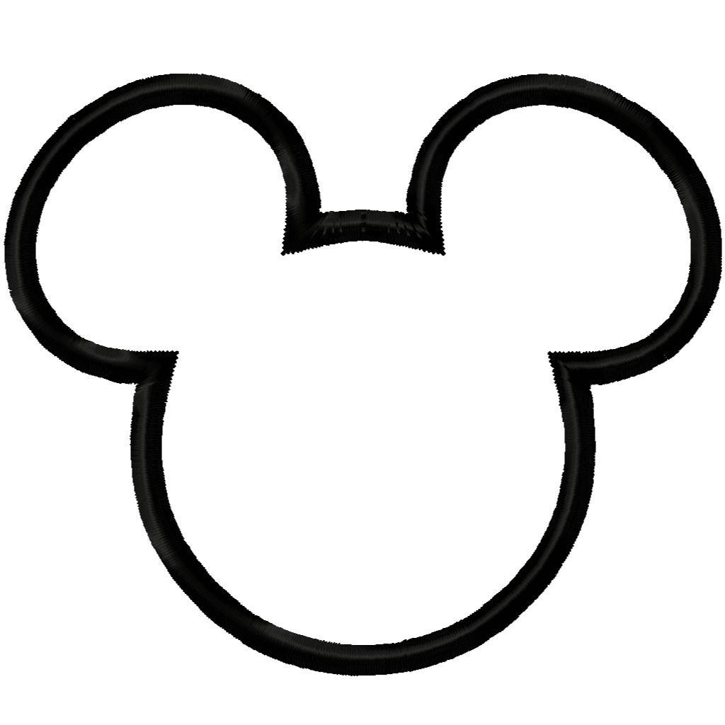 Mickey mouse head clipart free images