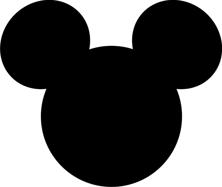Mickey mouse head ideas on
