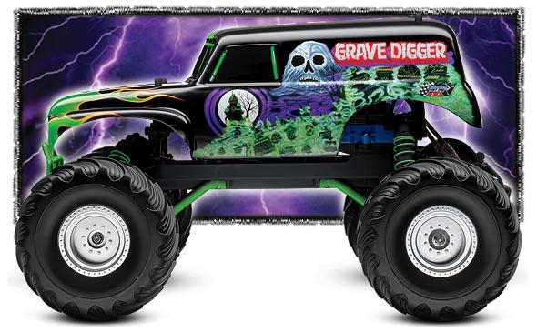 Monster truck clip art free clipart