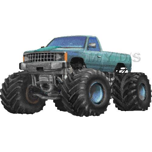 Monster truck clipart free clip art