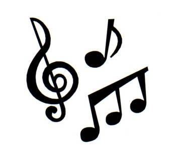 Music note border clipart free images 4