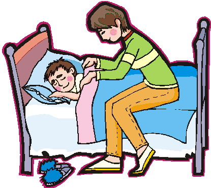 Nap time clip art library 4