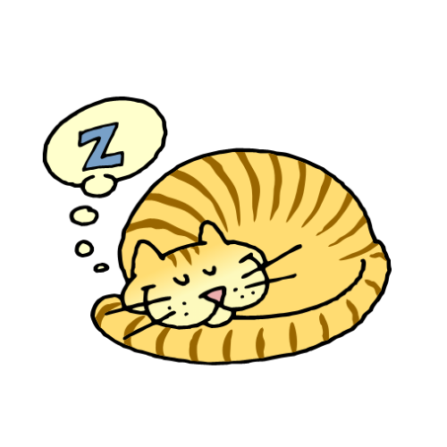 Nap time nap clipart free