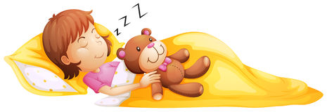 Nap time napping clipart and illustrations