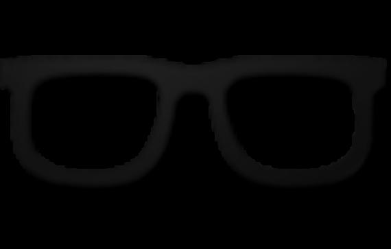 Nerd glasses clip art library 2