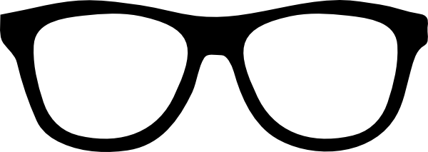 Nerd glasses clipart free images 3