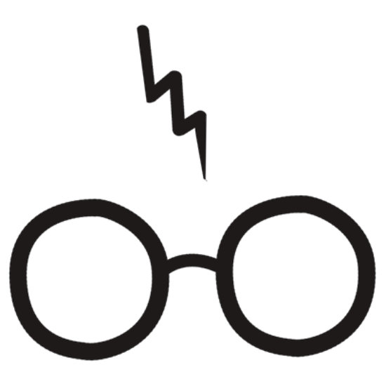 Nerd glasses clipart free images 4
