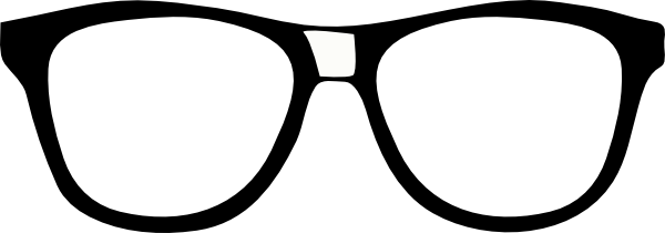 Nerd glasses glass clipart nerd glass pencil and in color
