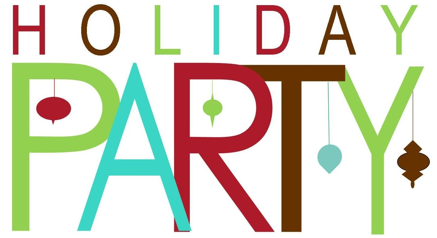 Office christmas party clipart clip art library 4