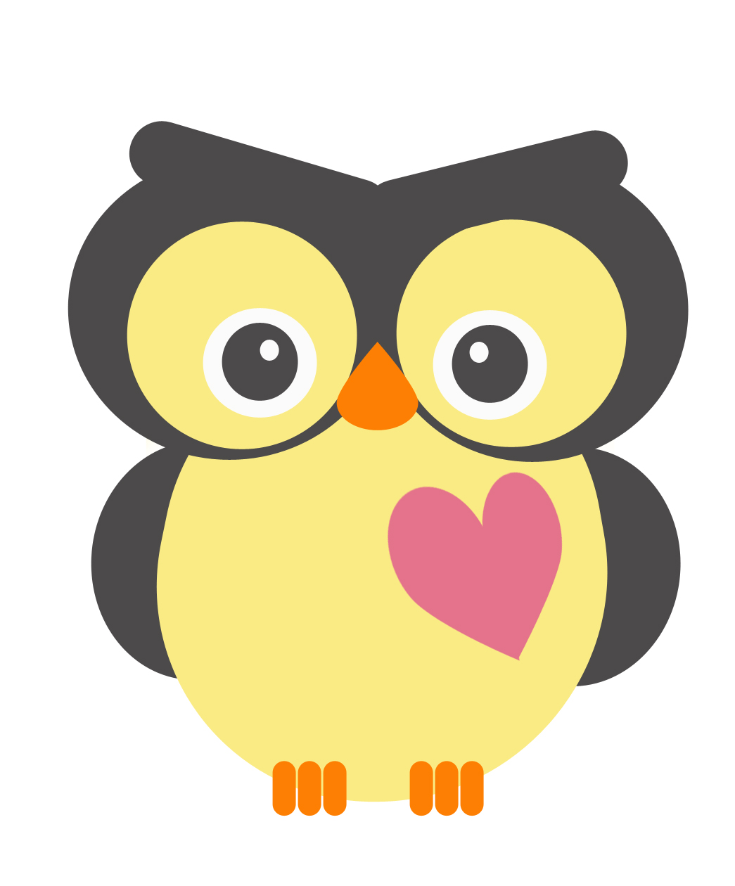 Owl clip art 3 clipartbarn