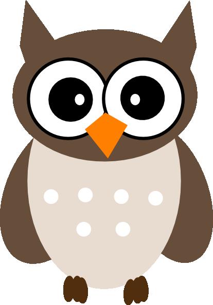 Owl clip art at vector clip art free