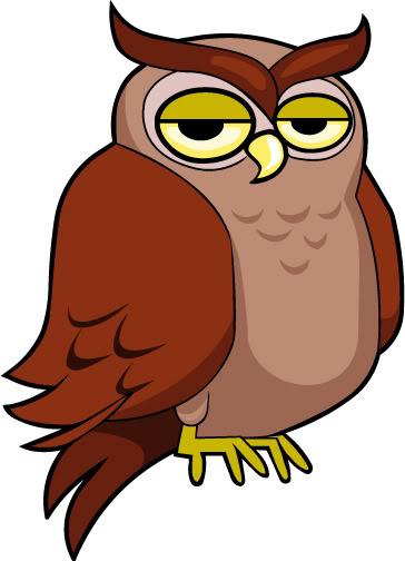 Owl clip art free clipart images
