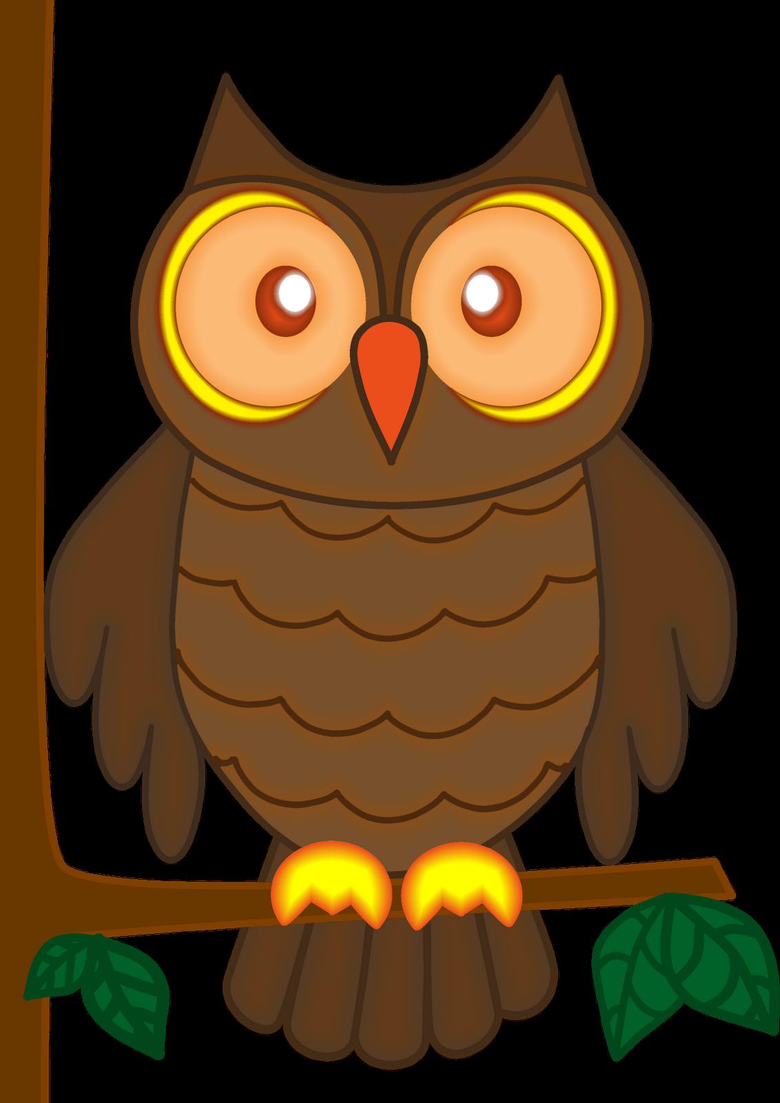 Owl clipart 2