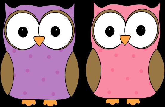Owl clipart 4