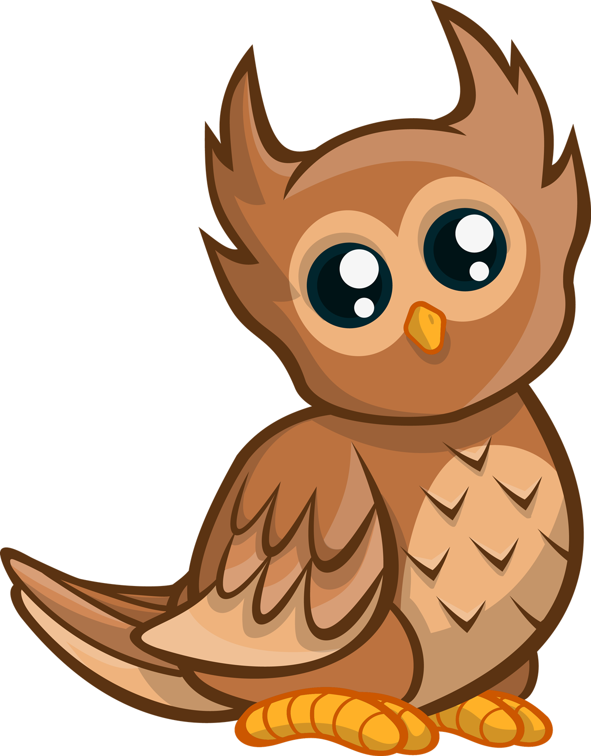 Owl free to use clip art