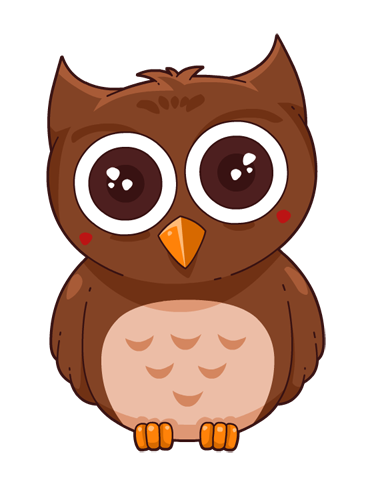 Owl free to use clipart