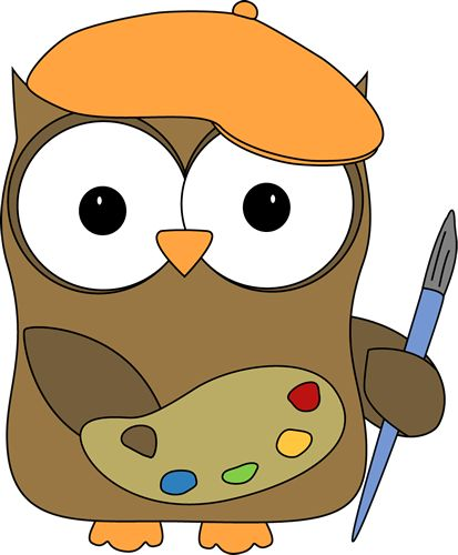 Owl typing cliparts free download clip art on