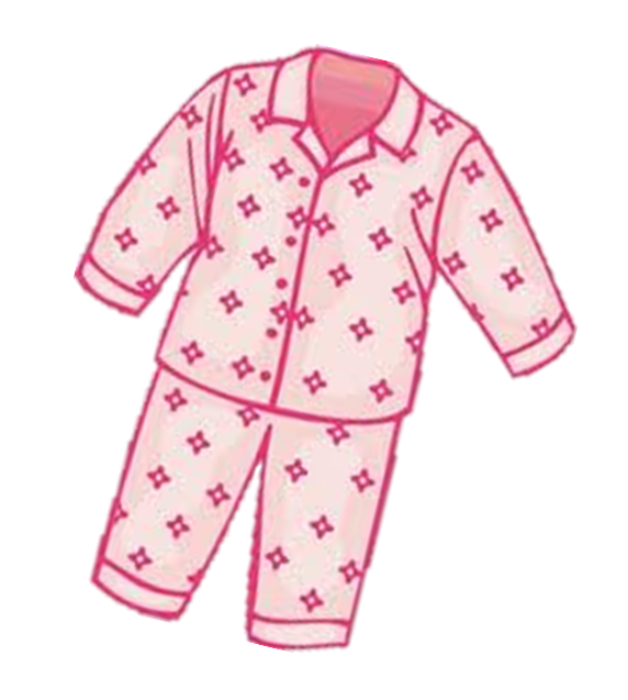 Pajama clip art clipart