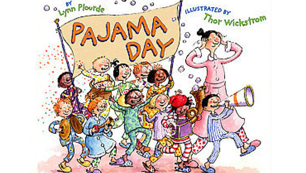 Pajama day clipart clipart