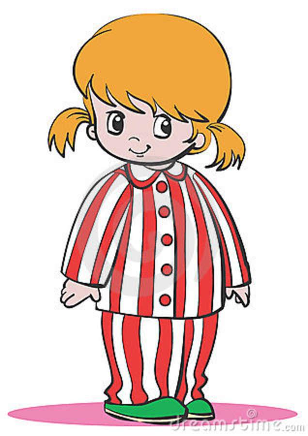 Pajamas clip art free clipart images 5 clipart