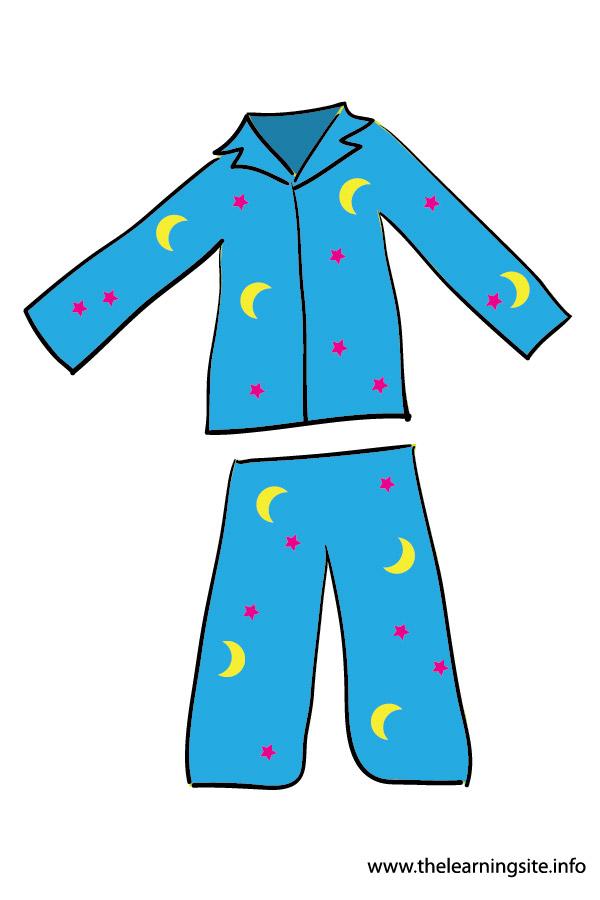 Pajamas clipart clipart