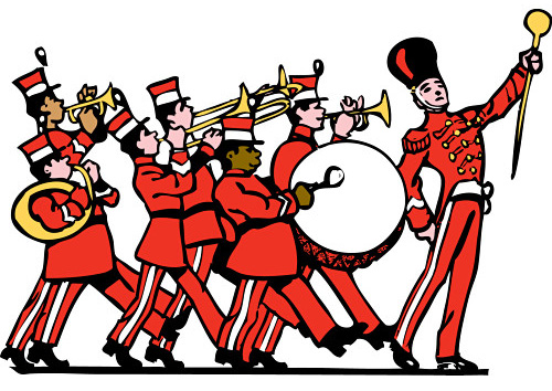 Parade clip art free clipart images