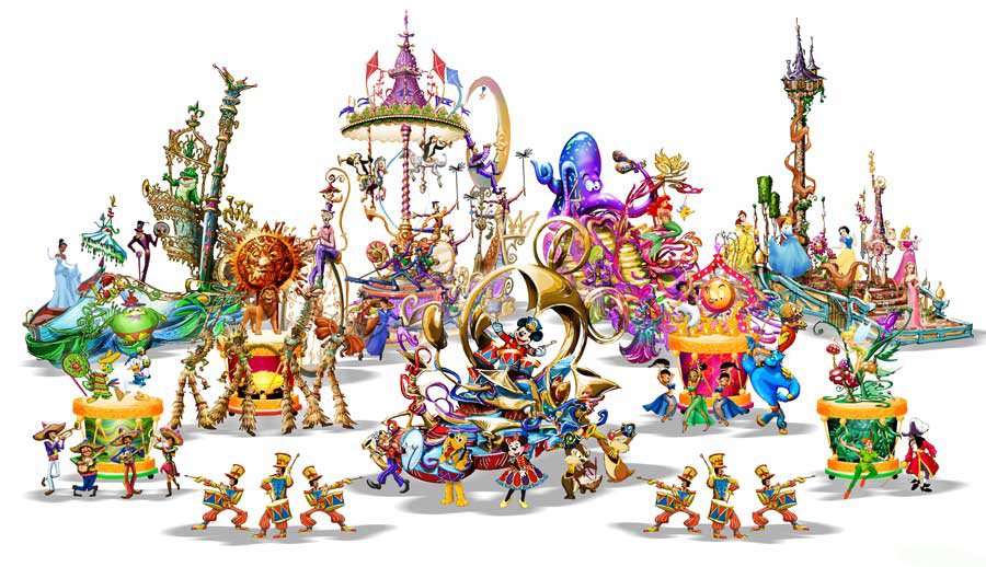 Parade clip art pictures free clipart images