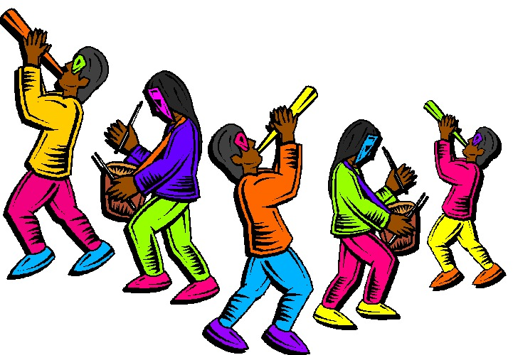 Parade clipart free clipart images