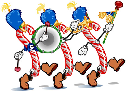 Parade float clipart
