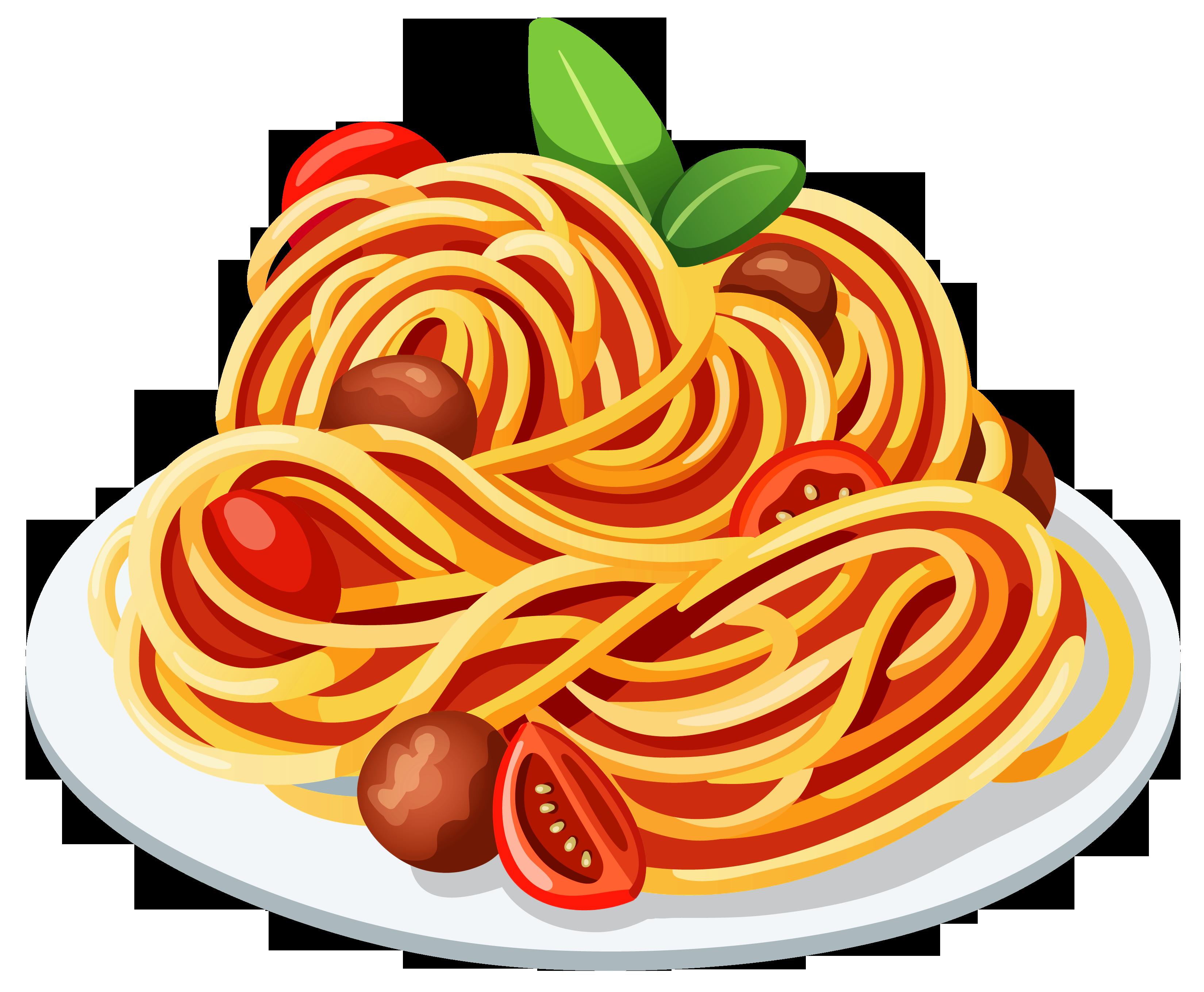Pasta clip art free clipart images