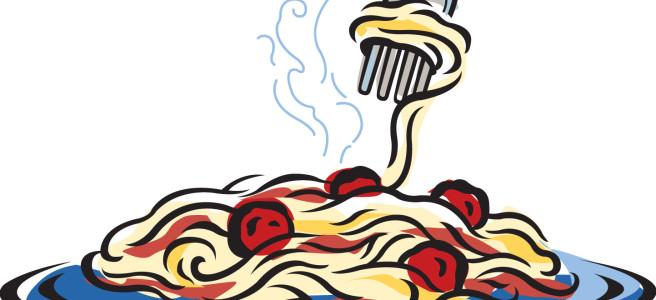 Pasta spaghetti clip art clipart clipartpost