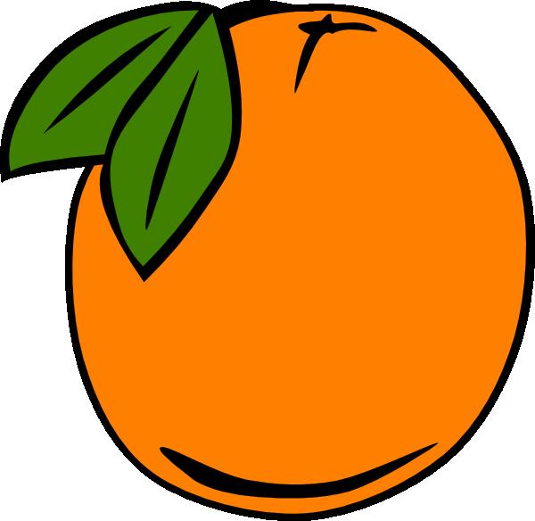 Peach clip art peach clipart fans 3
