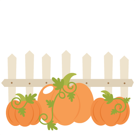 Pumpkin patch border clipart 2 clipart