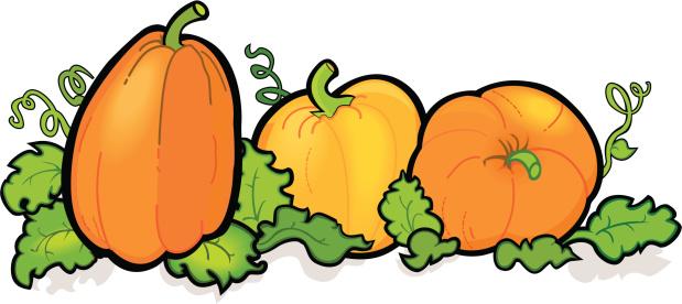 Pumpkin patch clip art clipart