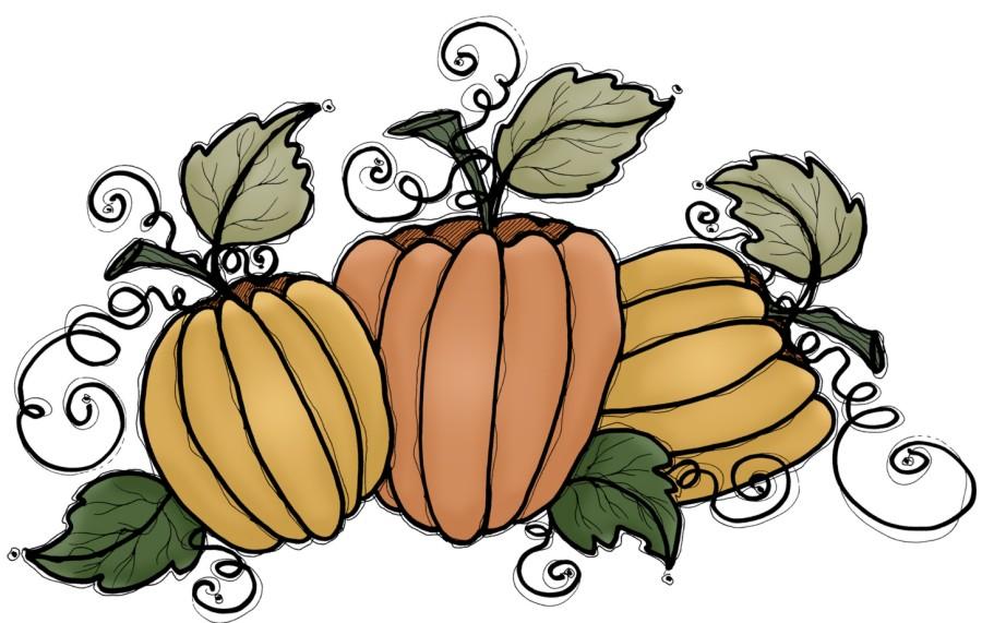 Pumpkin patch clip art free clipart images