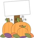 Pumpkin patch clipart 6 clipart