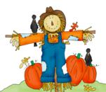 Pumpkin patch pumpkin scarecrow clipart craft get ideas