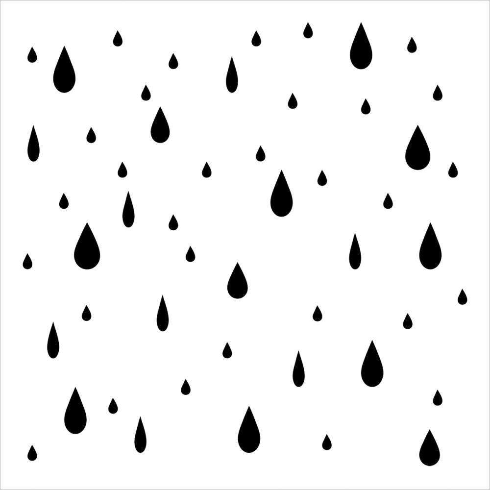 Raindrop animated rain drops clip art