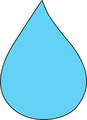 Raindrop clipart free images