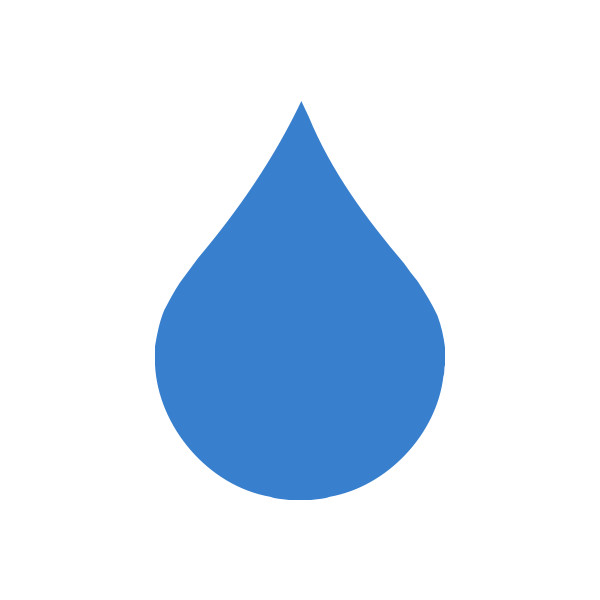 Raindrop free clipart of a single rain droplet search and download