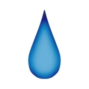 Raindrop rain drops clipart clipart
