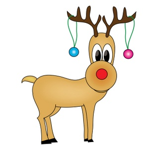 Rudolph clipart free clip art library