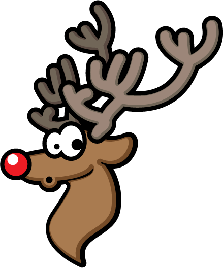 Rudolph clipart free clipart images