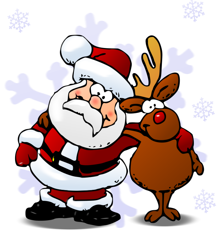 Rudolph free clipart