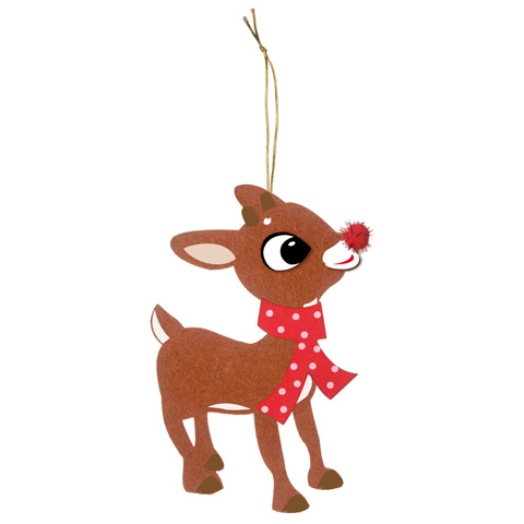 Rudolph reindeer pictures free download clip art