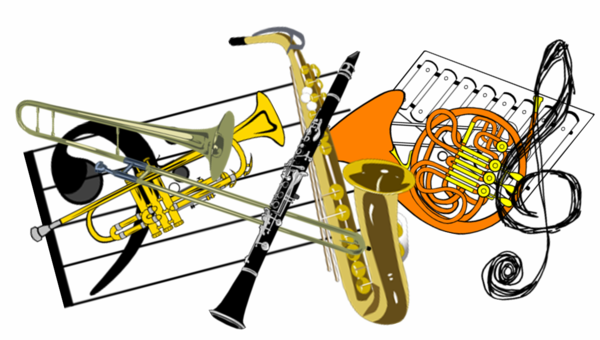 School concert band clipart clip art library