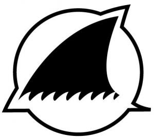 Shark fin clip art free clipart images clipart
